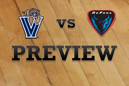 Villanova vs. DePaul: Full Game Preview