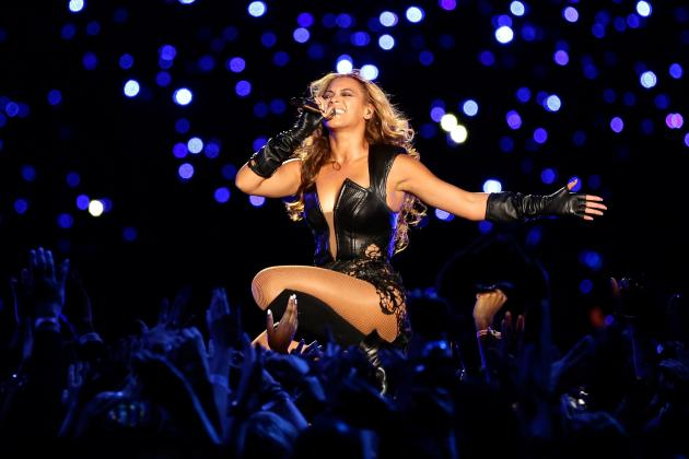 Beyonce Halftime Show 2013: Star Singer the Right Choice for Super Bowl XLVII
