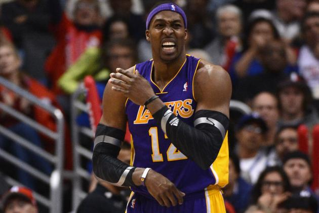 Dwight Howard's Injury Makes Chemistry Development with Lakers Nearly Impossible