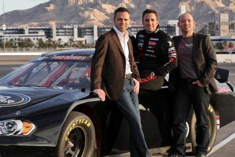 Exotics Racing Partners with Team FJ