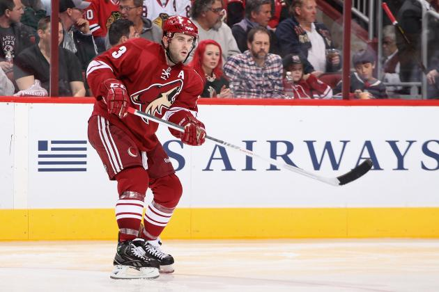 NHL Trade Rumors: Flyers Should Acquire Keith Yandle to Strengthen Blue Line