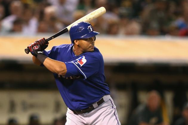 Texas Rangers: What Is the Best Option If Nelson Cruz Is Suspended?