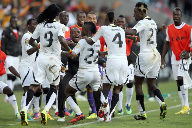 Africa Cup of Nations 2013: Top Stars to Watch for in AFCON Semifinals