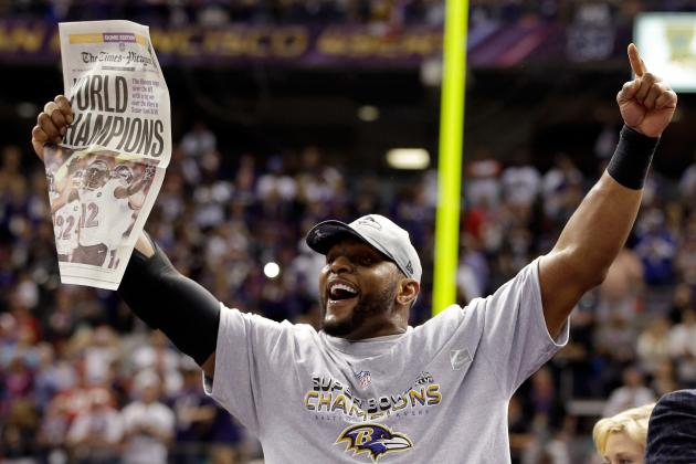 Super Bowl 2013 Stats: Ravens vs. 49ers by the Numbers