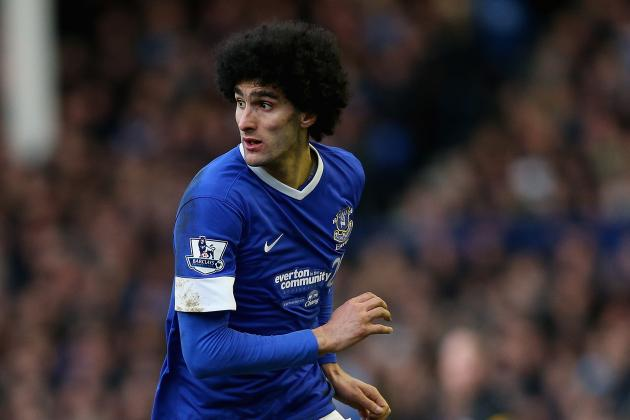 Mirallas: Fellaini Important but Everton Success Down to the Group