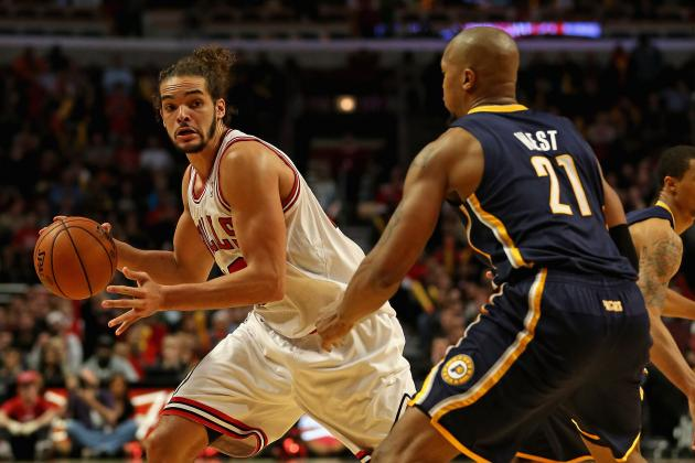 NBA Gamecast: Bulls vs. Pacers