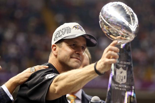 Baltimore Ravens Misplaced Lombardi Trophy During Super Bowl XLVII Celebration