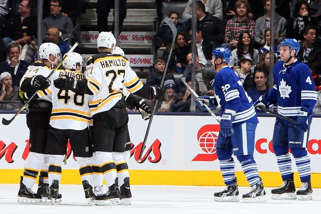Boston Bruins: 5 Noteworthy Stats from the First 2 Weeks of the 2013 Season