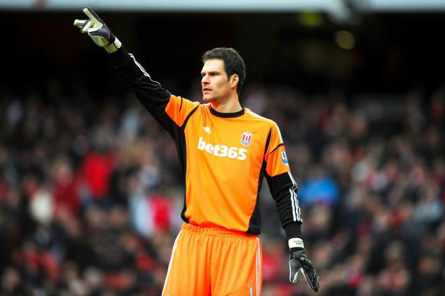 Manchester United Transfer News: Move for Asmir Begovic Would Make Little Sense