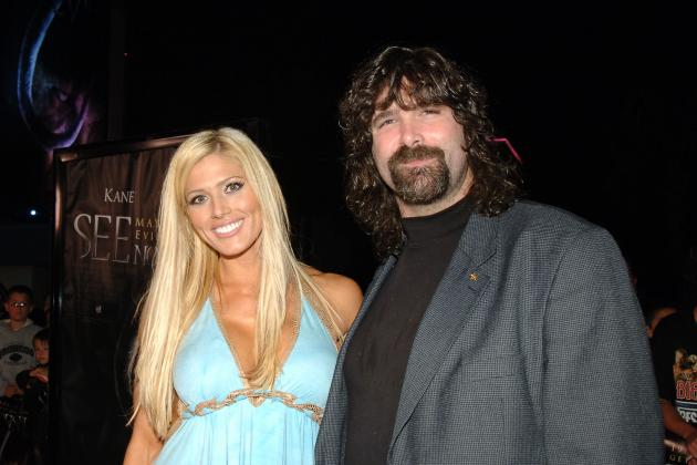 Mick Foley Explains Why He'll Never Wrestle Again