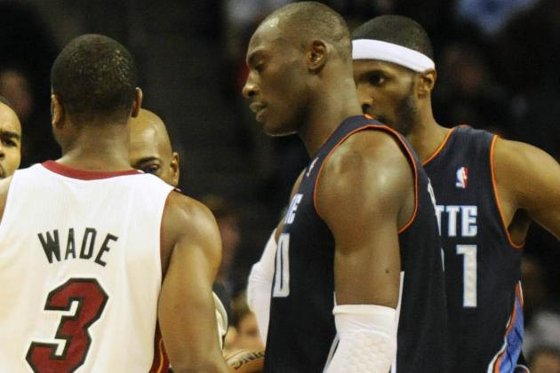 NBA Gamecast: Bobcats vs. Heat