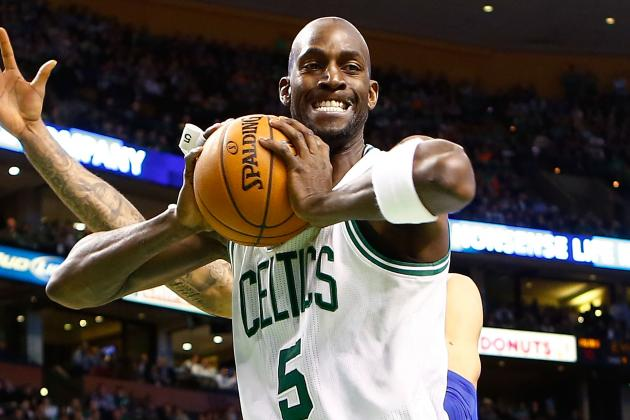 Report: Kevin Garnett Has Heavy Conditions on Waiving No-Trade Clause