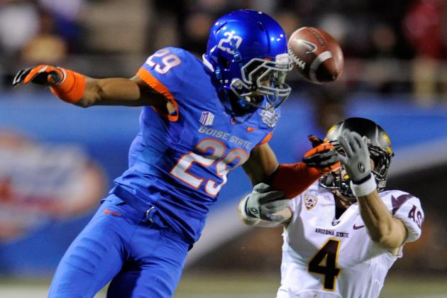 Hightower, Plinke Suspended from Boise State for Violating University Policy