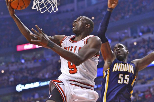 Chicago Bulls vs. Indiana Pacers: Live Score, Results and Game Highlights