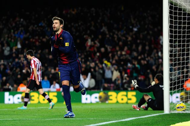Gerard Pique: Is Barcelona, Spain Defender Overrated or Victim of His Success?