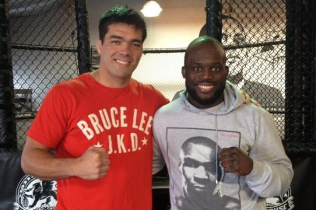 Melvin Manhoef Training with Black House, Would Welcome Shot at UFC, Bisping