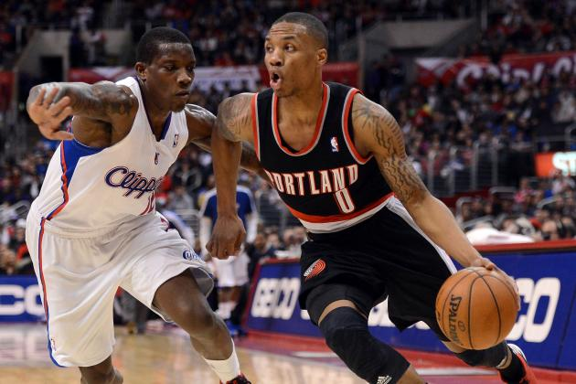 Blazers Beat T-Wolves 100-98