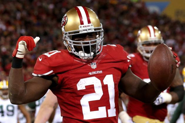 Is Frank Gore the Greatest 49ers Running Back of All Time?