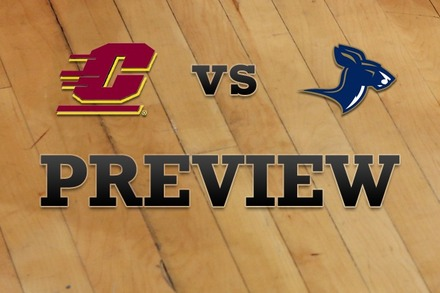 Central Michigan vs. Akron: Full Game Preview