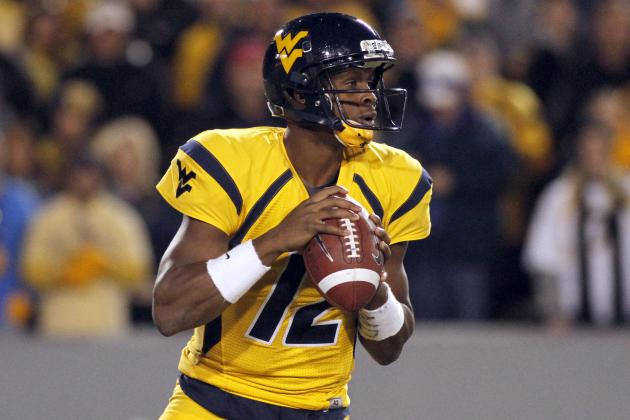 2013 NFL Mock Draft: Predicting Where Top QBs Will Land