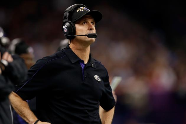 John Harbaugh Said He Overreacted During Power Outage