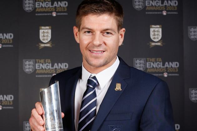 Gerrard Calls on England's Golden Generation to Go out with a Bang