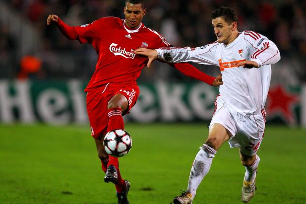Liverpool's Champions League Tie Dragged into Match-Fixing Scandal