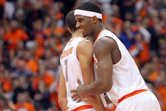 Syracuse Rips Notre Dame to End 2-Game Slide