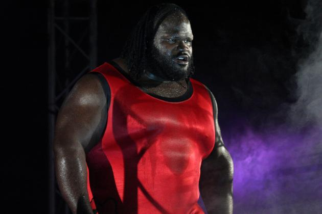 Mark Henry Returns to WWE at Monday Night Raw