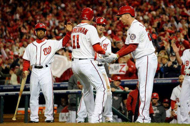 Execs Interview: Can the Nationals and Orioles Meet in the 2013 World Series?
