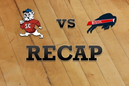 SC State vs. Howard: Recap and Stats