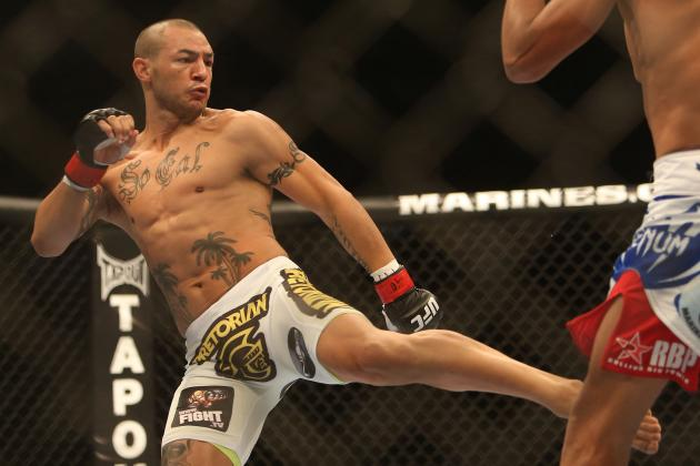 The Evolution of Cub Swanson Continues at UFC on Fuel TV 7