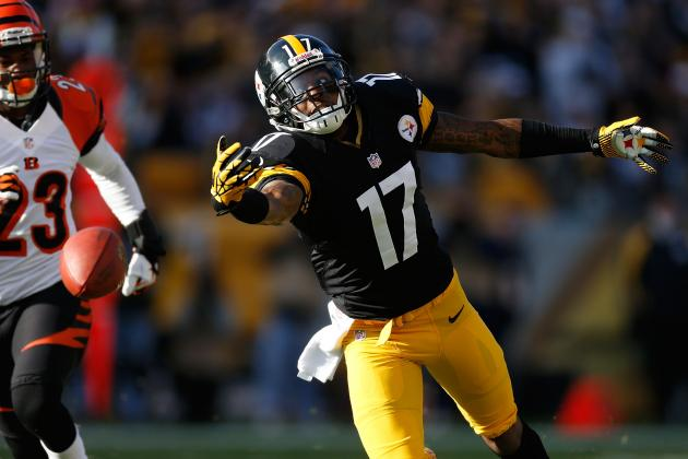 NFL Rumors: Time Is Right for Mike Wallace and Pittsburgh Steelers to Part Ways