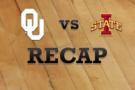 Oklahoma vs. Iowa State: Recap and Stats