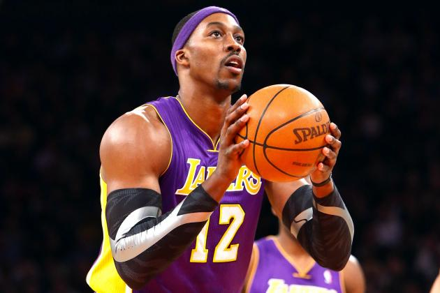 Dwight Howard: 'I Was a 90 Percent Free-Throw Shooter in High School'