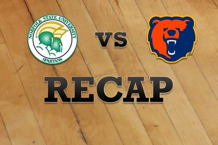 Norfolk State vs. Morgan State: Recap and Stats