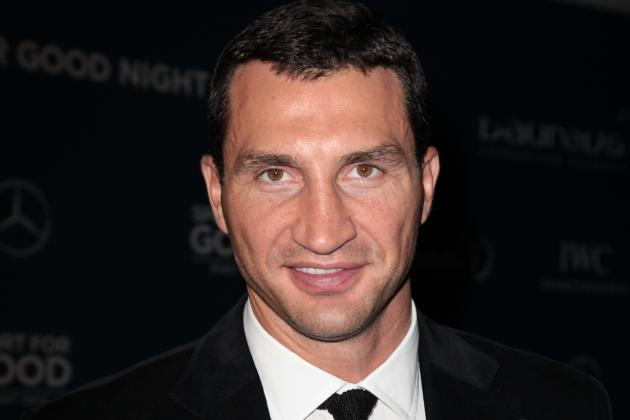 Oquendo Claims Talks Are Ongoing for Wladimir Klitschko