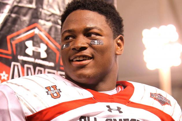 Reuben Foster to Alabama: Crimson Tide Land 5-Star ILB Recruit