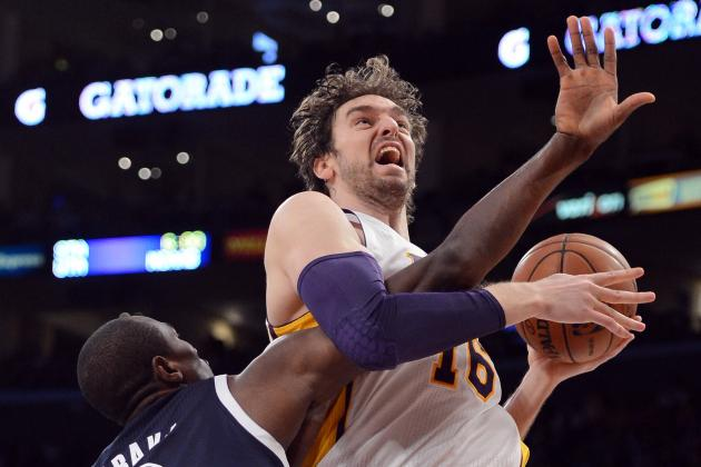 Laker Rumors: Trading Pau Gasol to Raptors Would Be Wise Decision