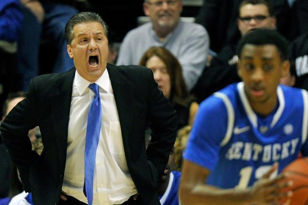 Kentucky Basketball Faces Identity Crisis