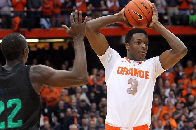 Syracuse's Jerami Grant Leads Orange to Win over Notre Dame