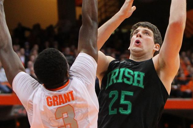 Irish Slog to 63-47 Loss