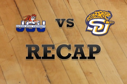 Jackson State vs. Southern University: Recap and Stats