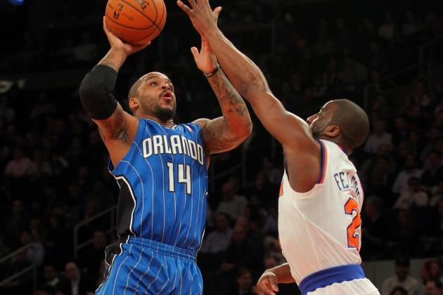 An Older, Wiser Jameer Nelson Still Adapting His Game
