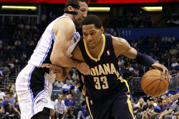 NBA Trade Rumors: Danny Granger Would Be Perfect Fit with Houston Rockets