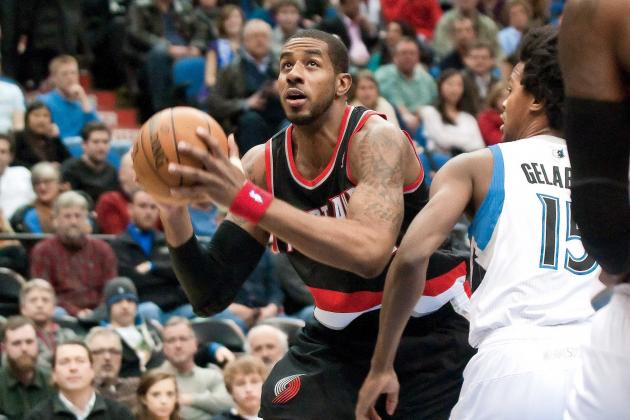 Rapid Reaction: Blazers's Hot Shooting Sinks T-Wolves
