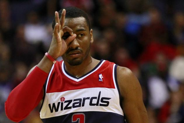 John Wall Outdoes Eric Bledsoe Down Stretch