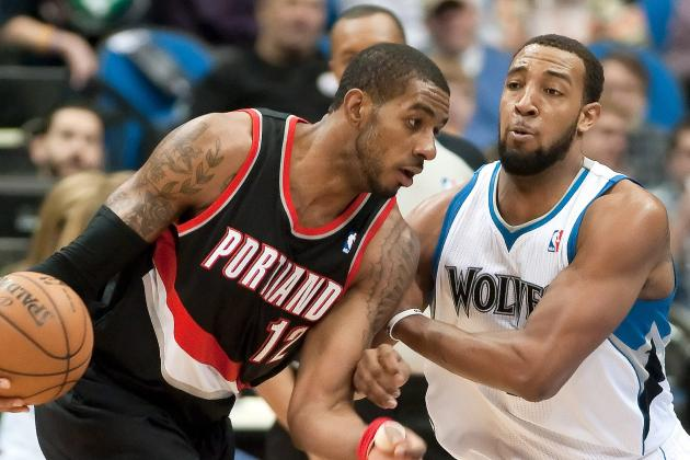 Blazers Protect Big Fourth-Quarter Lead Just Barely