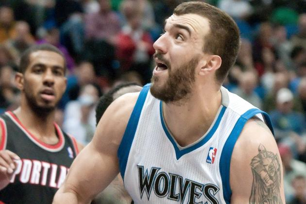 Wolves' Furious Rally Falls Just Short Against Blazers