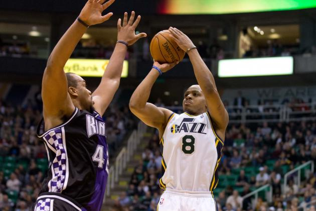 Randy Foye Shines at Both Ends of Court in Jazz Victory